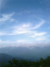 山旅実況生ブログ「大雪山展望」