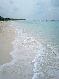 来ました。最南端の島 波照間島。夕日は難しいかな〜