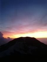 山旅実況生ブログ「今日の終わり」