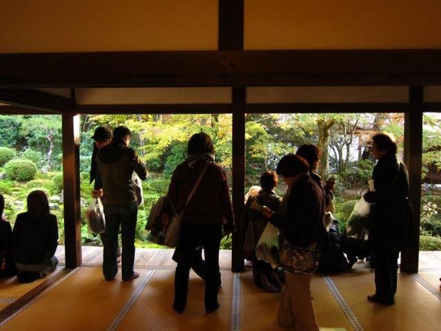 京都一日目 大原三千院の春と秋