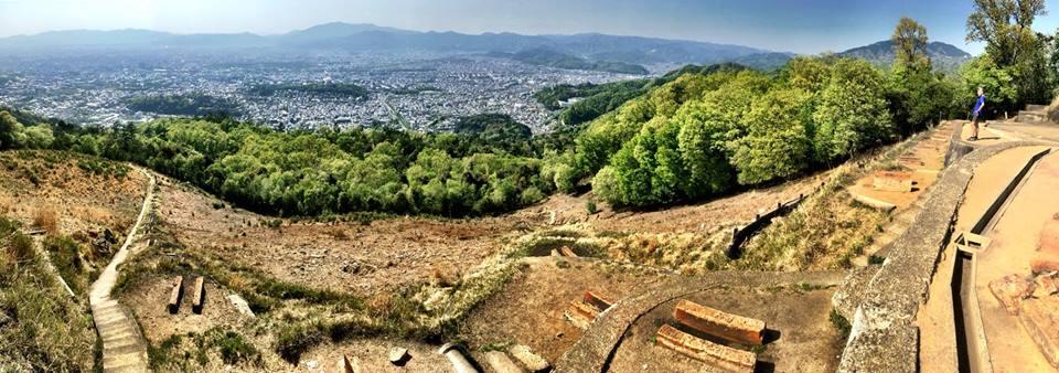 京都トレイル 十文字山へ