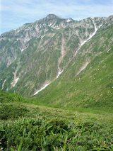 山旅実況生ブログ「見えた!笠ヶ岳」
