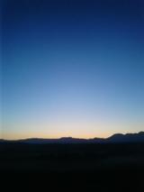 山旅実況生ブログ「朝の富良野」