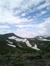 山旅実況生ブログ「晴天、大雪山」