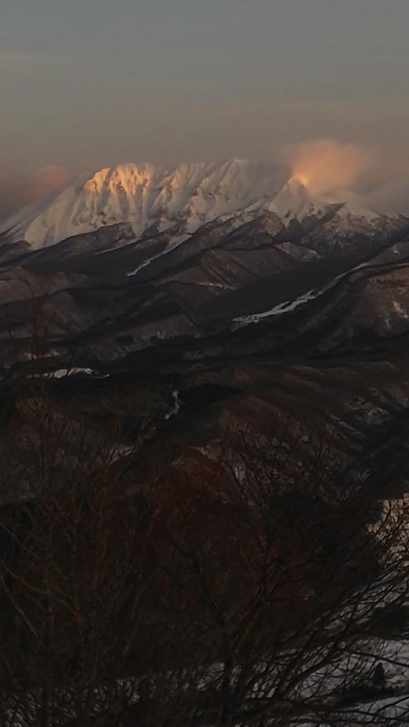 大山モルゲン