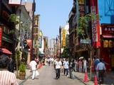 きれいになった中華街