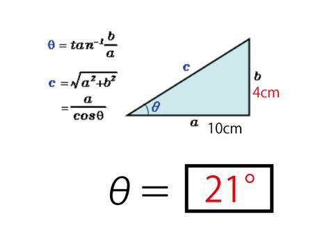 傾斜角度2