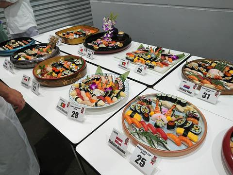 ワールド寿司カップ