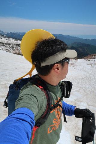 乗鞍岳2018May