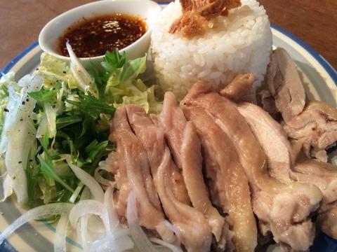 カオマンガイ昼食専門店@女川、あさって開店!