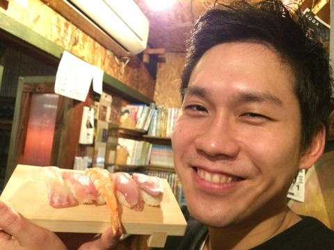 「ガル寿司屋」やります。