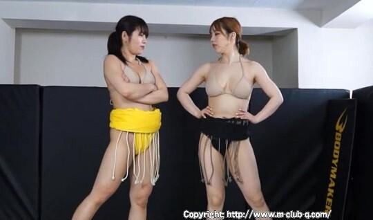 女子相撲の道に進もう!GIRLS FIGHT 190
