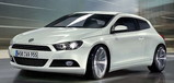 伝説の名クーペ復活:VW Scirocco(シロッコ)