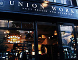 UNION WORKS AOYAMA | UNION WORKS | ユニオンワークス