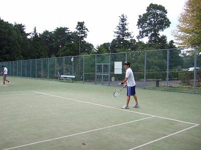 高原テニス