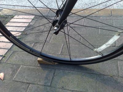 お台場の自転車�