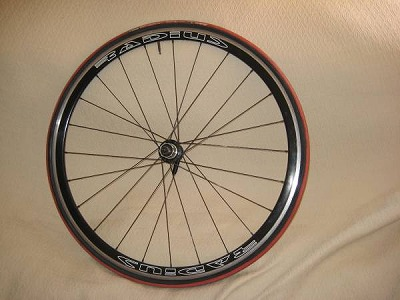 radius wheel