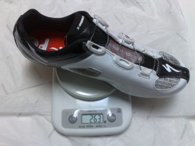 スペシャライズド S-Works Road Shoe(1)weight