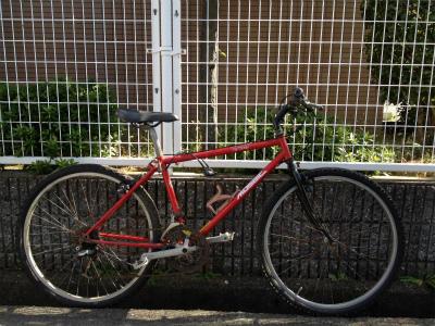 自転車レストア (2)