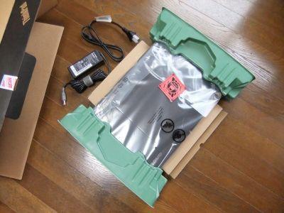 ThinkPad E420レビューと感想【画像】 (8)