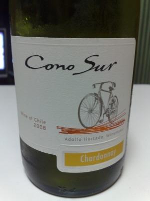 自転車乗りワイン
