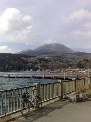自転車で箱根 (1)