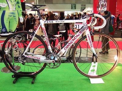イヴァン・バッソの自転車