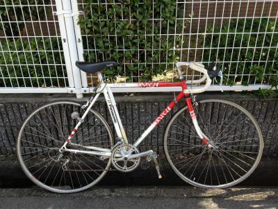 自転車レストア (1)