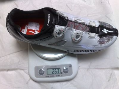スペシャライズド S-Works Road Shoe (2)weight
