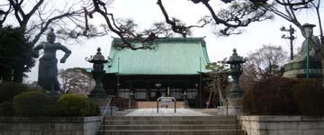 護国寺 本堂