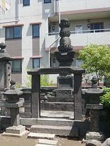 松山藩初代酒井忠恒の墓所