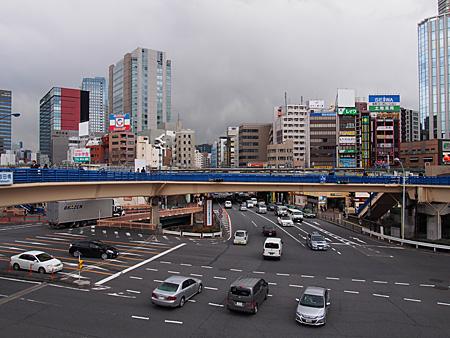 飯田橋交差点