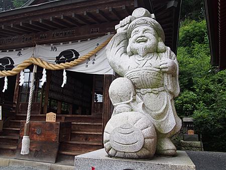 福神社の大黒さん