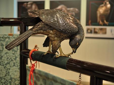 十二の鷹(HDR)