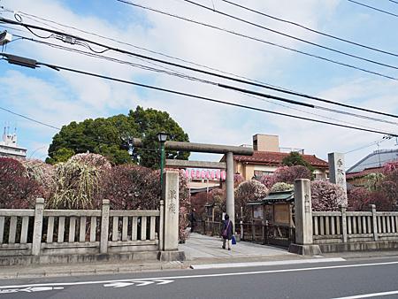 小村井香取神社