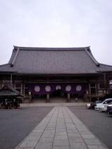 東本願寺境内