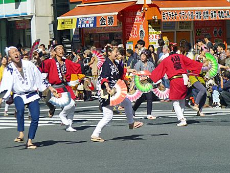 仙臺すずめ踊り