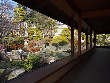 本行寺の庭
