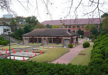 旧三河島汚水処分場喞筒場