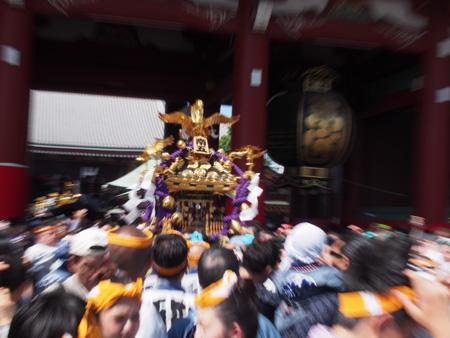 南五の神輿