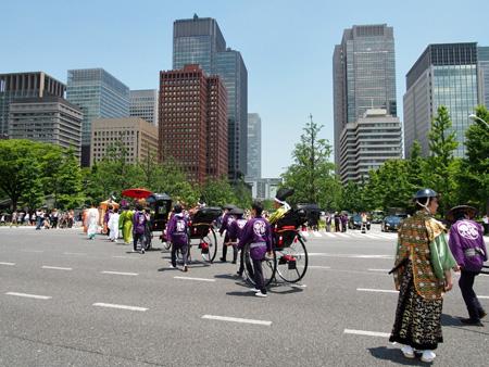 日枝神社 神幸祭