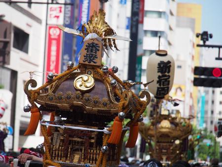 番衆町の神輿