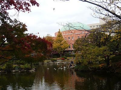 旧安田邸庭園