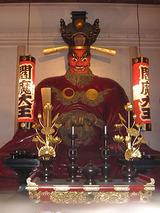 太宗寺の閻魔像