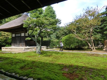 長寿寺の観音堂