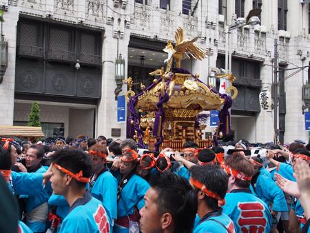 新宿三光町の神輿