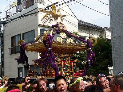 大川町氷川神社神幸祭