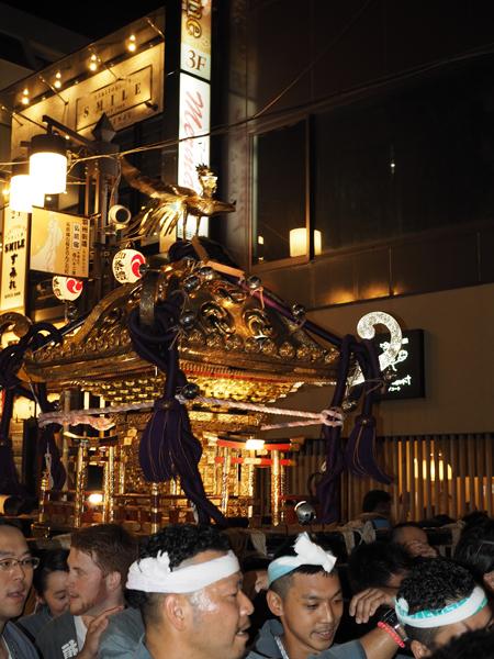 2丁目の神輿