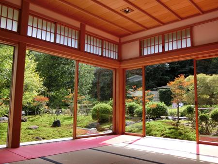 長寿寺の小方丈