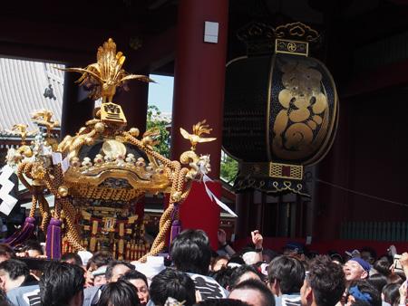 南三の神輿